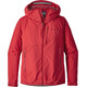 Patagonia Stretch Rainshadow Jas Dames rood